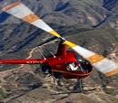 60΄ πτήση εθισμού για 1 άτομο με διθέσιο ελικόπτερο!