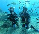 3ήμερο Scuba Diving με πτυχίο για 2 άτομα σε group!