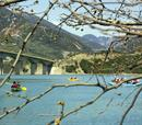 Canoe στη Λίμνη Κρεμαστών για 2