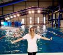 1 ώρα αεροβική στο νερό,  Aqua Aerobic για 2 άτομα!