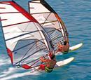 60΄ μάθημα γνωριμίας με το Windsurf, για 2 άτομα! (2 σκάφη)