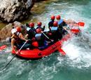 Rafting Weekend στο Λούσιο για 2 άτομα!
