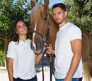 Βόλτα με άλογο στη φύση για 2 άτομα