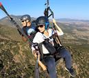 20΄ paragliding for 1 συνοδεία εκπαιδευτή στη Θεσσαλονίκη