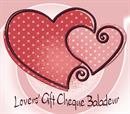 Lovers' Gift Certificate for 20€