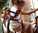 The Wall Kids Climbing, 3 άτομα 4 - 14 ετών!