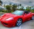 15΄ οδήγηση Ferrari +15΄θεωρία +DVD +10΄οδήγηση Kart!