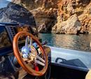 Μονοήμερη απόδραση με σκάφος σε κοντινά νησάκια, έως 8 άτομα