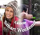 Smart Weekend με Ski ή Snowboard ή Πεζοπορία για 2 άτομα!