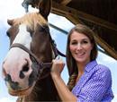 60' εμπειρία με άλογο στη φύση για 1 άτομο!