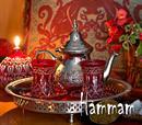 Αυθεντική εμπειρία hammam 45' με κρασί + φρούτα για 4 άτομα!