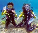 2,5 ώρες Scuba Diving για 2 άτομα σε group αρχαρίων!