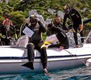 2,5 ώρες Scuba Diving για 6 αρχάριους!