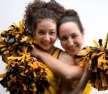 2 Cheerleaders στο party σου!