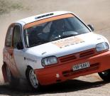 3,5 ώρες Expert Rally Co-Driving