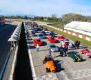 1 Auto Driving Track Day for 2p + 1 hotel night for 2p