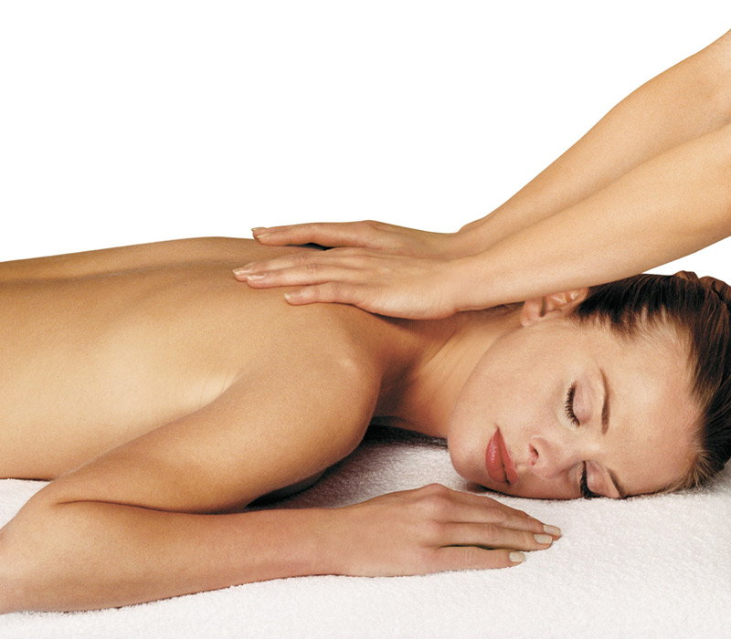 Spa Back Massage for 1