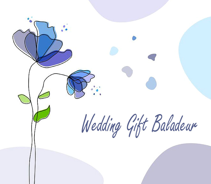 Wedding Gift Certificate for 750€